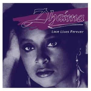 Dhaima ‎– Love Lives Forever lp (Numero)