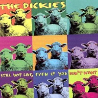 Dickies - Still Got Live, Even If You Don't Want It lp (Roir)