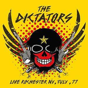 Dictators - Live Rochester NY July 1977 LP [Interference]