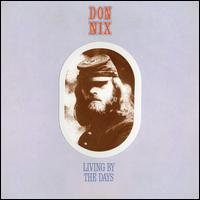 Don Nix - Living By The Days cd (Real Gone Music)