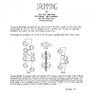 Steve Reich - Drumming dbl lp (Superior Viaduct)