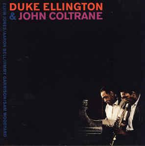 Duke Ellington & John Coltrane - s/t lp (Impulse)
