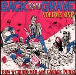 Back From The Grave Vol. 1 lp (Crypt)