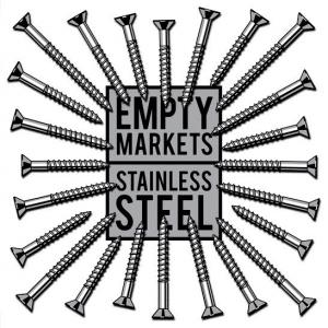 Empty Markets - Stainless Steel lp (12XU)