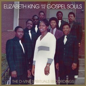Elizabeth King and the Gospel Souls - D-Vine Recordings lp [FP]