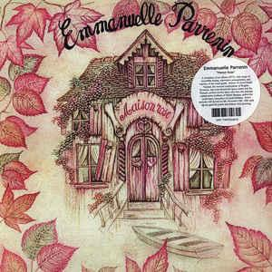 Emmanuelle Parrenin - Maison Rose lp (Lion Productions)
