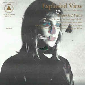 Exploded View - s/t lp (Sacred Bones)