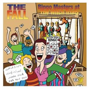 The Fall - Bingo Masters at The Witch Trials lp (Ozit)