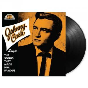 Johnny Cash - Sings the Songs That Made Him Famous lp (ORG)