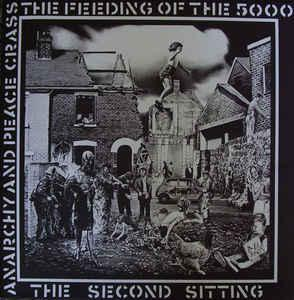Crass - The Feeding of The 5000 lp (Crassical Collection)