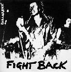 "Discharge - Fight Back 7"" (Havoc Records)"