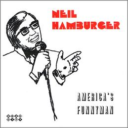Neil Hamburger - America's Funnyman cassette (Drag City)