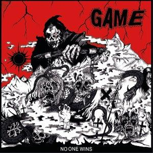 Game - No One Wins lp [Beach Impediment]