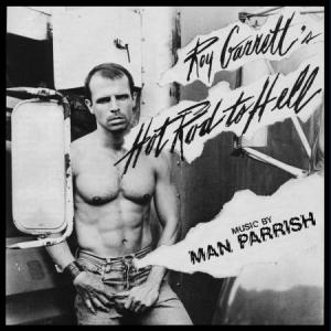 Roy Garrett/Man Parrish - Hot Rod to Hell lp (Dark Entries)