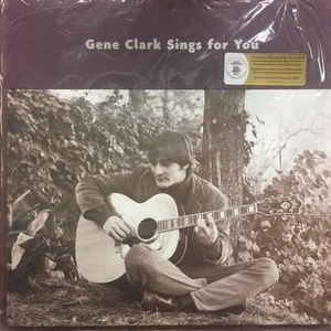 Gene Clark - Sings For You dbl lp (Omnivore)