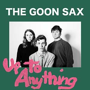 The Goon Sax - Up To Anything lp (Chapter Music)