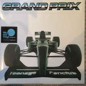 "Teenage Fanclub - Grand Prix lp + 7"" (Sony UK)"