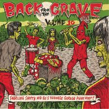Back From The Grave Vol 10 lp (Crypt Records)