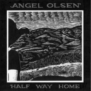 Angel Olson - Half Way Home lp (Bathetic)