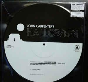 "John Carpenter - Halloween/Escape From -PIC DISC 12"" (SBR)"
