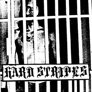 "Hard Stripes - s/t 7"" (Vinyl Conflict)"