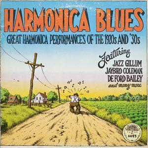 Harmonica Blues - lp (Yazoo)