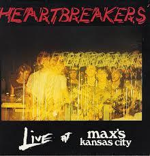 Heartbreakers - Live at Max's LP (Jem/Scorpio)