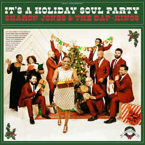 Sharon Jones & The Dap-Kings - It's A Holiday Soul Party lp (