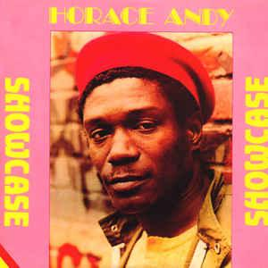 Horace Andy - Showcase lp (Tad's Records)