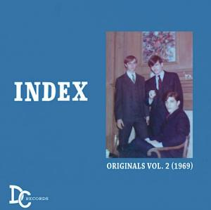 Index - Originals Vol 2 lp [Lion Productions]