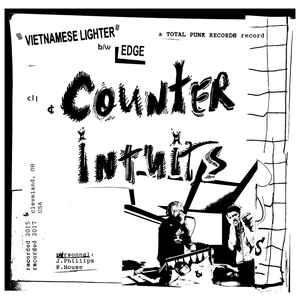 "Counter Intuits - Vietnamese Lighter 7"" (Total Punk)"