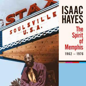 "Isaac Hayes - The Spirit of Memphis 1962-1976 4 cd + 7"" (Craft)"
