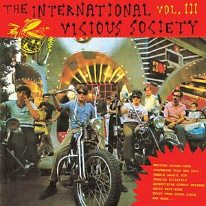 International Vicious Society Vol 3 lp (University of Vice)