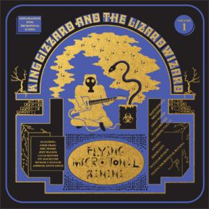 King Gizzard... - Flying Microtonal Banana lp (ATO)