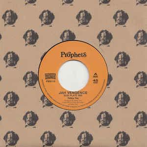 "Yabby You/Prophets - Jay Vengence 7"" (Pressure Sounds)"