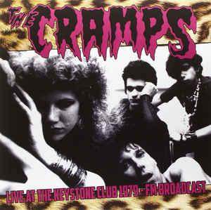 The Cramps Live @ the Keystone Club 1979 lp (Egg Raid)