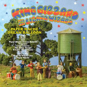 King Gizzard & the Lizard Wizard - Paper Mache Dream Balloon lp