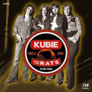 "Kubie & the Rats - Turtle Dove 7"" (Just Add Water)"