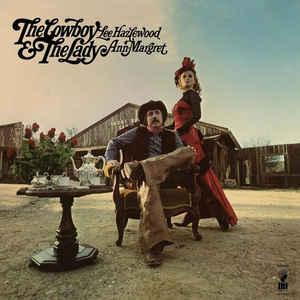 Lee Hazlewood/Ann-Margret - The Cowboy & the Lady lp (LITA)