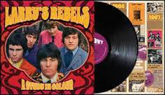 Larry's Rebels - A Study In Colour lp (Real Groovy)