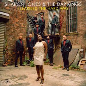Sharon Jones & Dap-Kings - I Learned the Hard Way lp (Daptone)