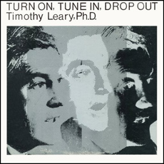 Timothy Leary - Turn On Tune In Drop Out cd (Esp-Disk)