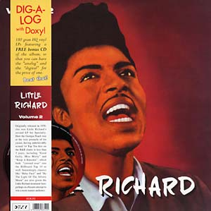 Little Richard - Volume 2 lp + cd (Doxy)