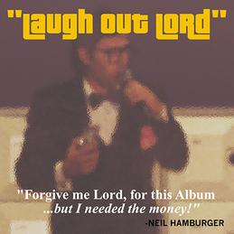 Neil Hamburger - Laugh Out Loud/Inside...cassette (Drag City)