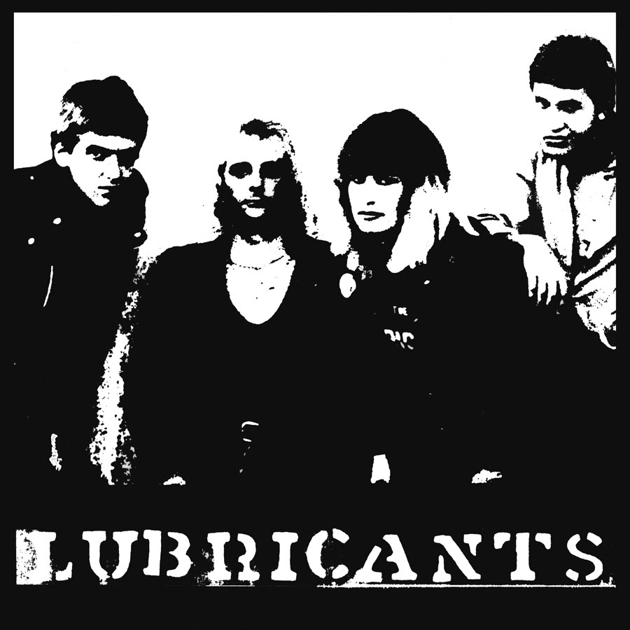 "Lubricants - Activated Energy 7"" (Rerun Records)"
