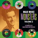 Mad Mike Monsters Volume 2 lp (Norton)