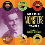 Mad Mike Monsters Volume 3 lp (Norton)