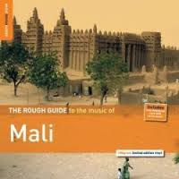 Rough Guide To The Music of Mali lp (Rough Guides)
