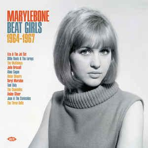 Marylebone Beat Girls 1964-1967 lp (Ace Records)