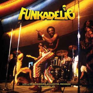 Funkadelic - Live At Meadowbrook dbl lp (Tidal Waves)